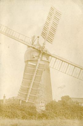 Tower mill, Fulletby