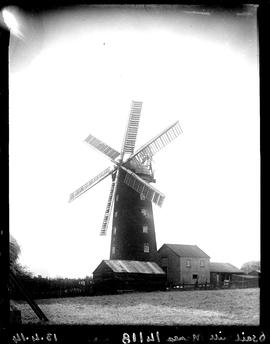 Tower mill, Manea