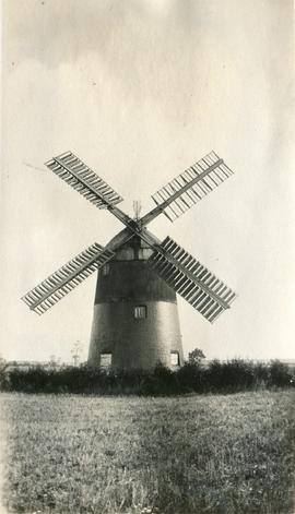 Combined Tower and Smock Mill, tower mill, Little Wilbraham