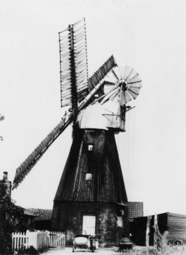 Shade Mill, Soham, in working order