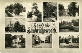 Souvenir of Sawbridgeworth