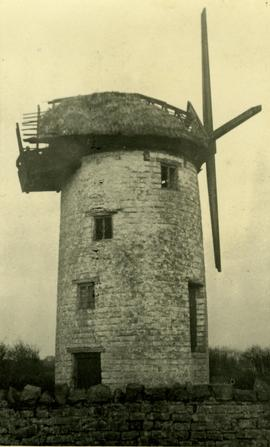 Watchfield tower mill, Somerset