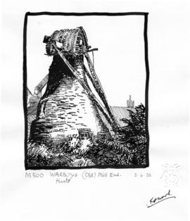 Warboys tower mill