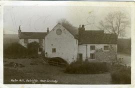 Water Mill, Hatcliffe, Near Grimsby