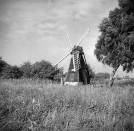 Norman's Mill, Wicken Fen, preserved