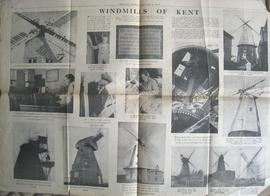 Windmills of Kent