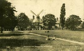 Recreation Grounds, Stansted