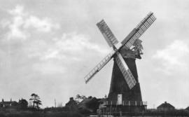 Ovenden's Mill, Polegate, in a working condition