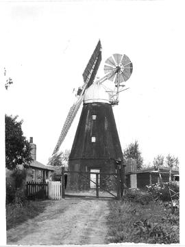 Shade Mill, Soham