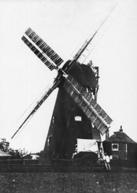 Corn Mill, Nonington