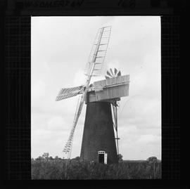 West Somerton drainage mill, Norfolk