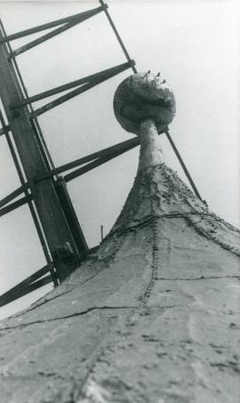 Ogee Cap and Sail, Ingle's Mill, Willingham