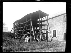 Algarkirk Woad Mill, Drying Racks
