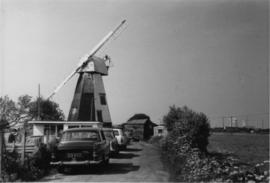 White Mill, Sandwich, preserved