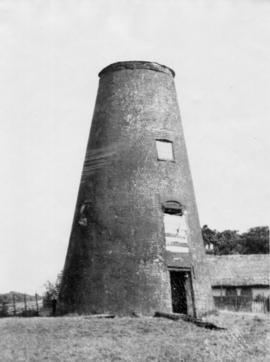 Reed Mill, Kingston, without cap