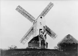 Windmill Hill Mill, Capel St Mary