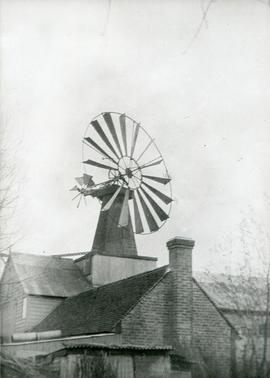 Alexandra Road Mill, Heathfield