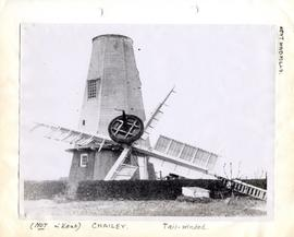 Chailey Mill tail-winded