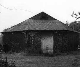 Disused roundhouse, Miles's Mill, Boughton Street
