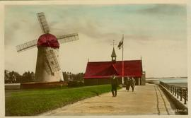Windmill and Lifeboat House, Lytham