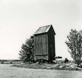Toe mill in Eckerö, Åland