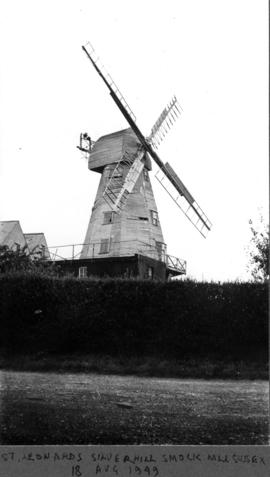 Silverhill Smock Mill, Sussex