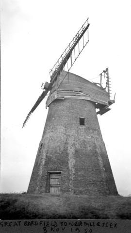 Great Bardfield Tower Mill, Essex