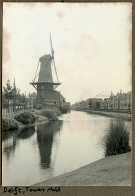 Delft, Tower Mill