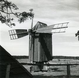 Toe mill in Åland – unidentified