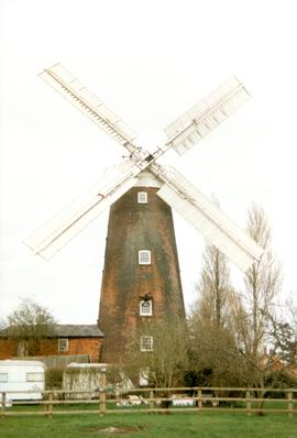 Buttrum's Mill, Woodbridge
