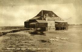 Walton, Old Tidal Mill, (now demolished)