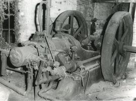 Auxilliary Waterwheel Machinery, watermill, Kersey