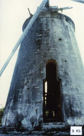 Photograph of Murat Mill, Marie Galante, Guadeloupe