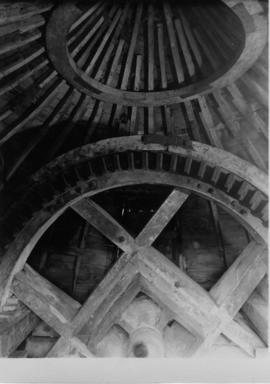 Brakewheel and Cap, Maud Foster Mill, Boston