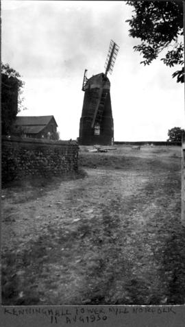Kenninghall Tower Mill, Norfolk