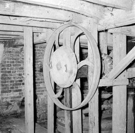 Pinion and layshaft operating ancillary equipment, Winterbourne Steepleton Mill, Winterbourne Steepleton