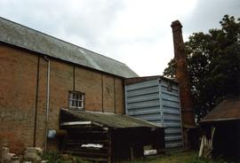 Remains, Frost's Mill, Halstead