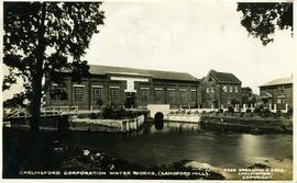 Chelmsford Corporation Water Works, (Sandford Mill)