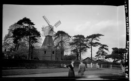 Post mill, Wimbledon Common