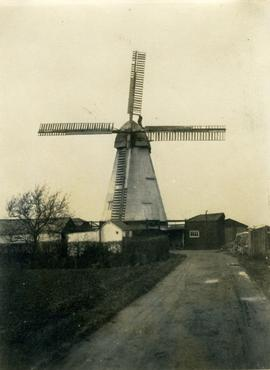White Mill, Sandwich, viewed from the road