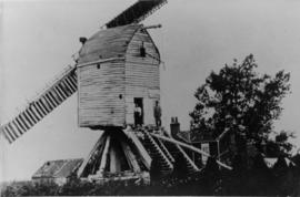 Messingham Windmill Side
