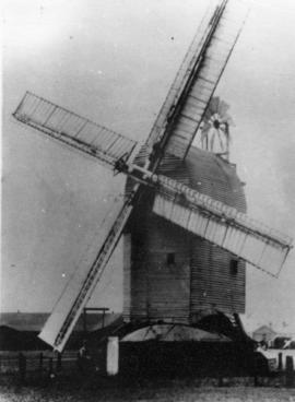 Old Post Mill, Lydd