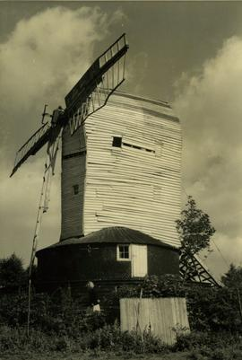 Bexhill post mill, Sussex