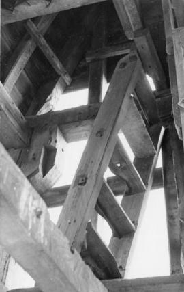 Internal Ladder, post mill, Chinnor