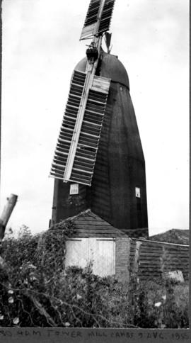 Soham Tower Mill, Cambridgeshire
