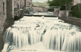 Hawes, The Mill Falls