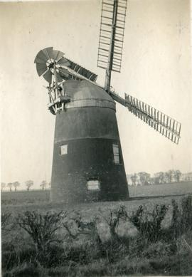 Tower mill, Little Wilbraham