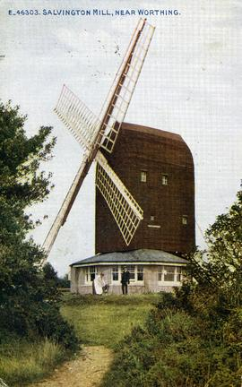 Salvingtong Mill, Near Worthing
