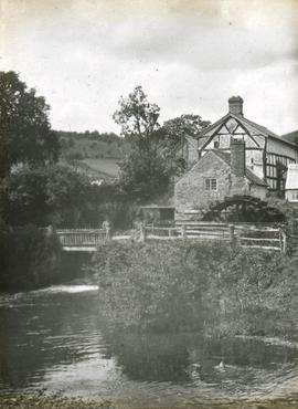 Oaker Mill, near Craven Arms