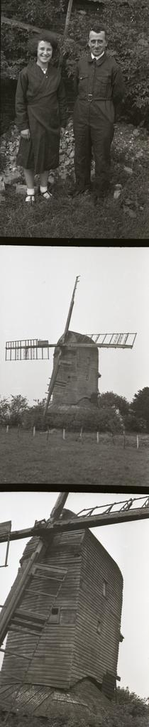 Post mill, Little Saling